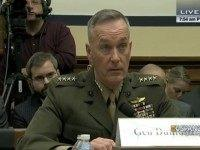 Chairman of the Joint Chiefs Dunford: We Have Not Contained the Islamic State