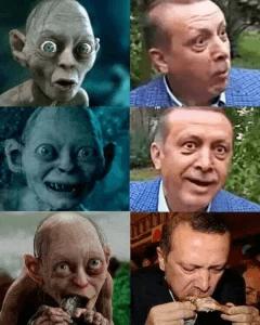 erdogan_gollum