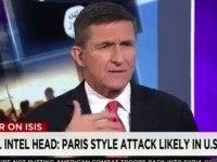 Former Intel Head Flynn: 'Matter of Time' Before Islamic State Attacks U.S.