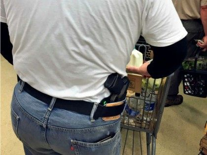 Bill to End Concealed Permit Requirement on Move in TN Senate