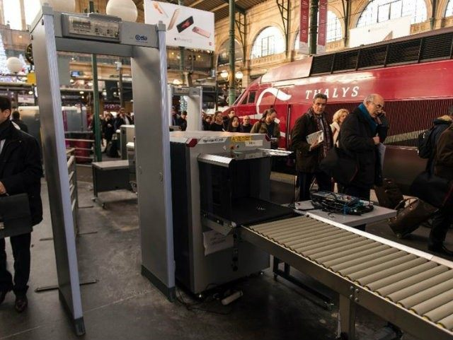 The Gare du Nord train station in Paris on Sunday …