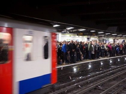 Police are probing a 'terrorist' London tube stabbing