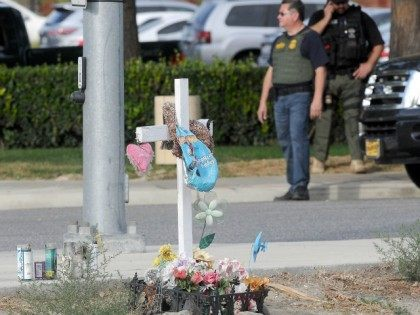 James Quigg/The Victor Valley Daily Press via AP
