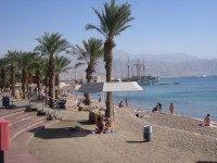 eilat beach israel