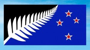 New Zealand flag option