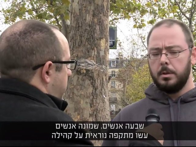 TEL AVIV - Zvika Klein, a reporter for the Hebrew-language …