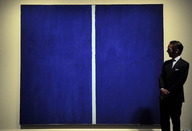 US-ART-AUCTION-SOTHEBY'S