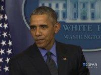Watch: Obama Thanks Congress for Passing Omnibus