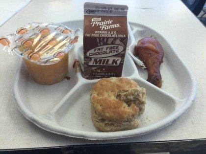 Jasmine Castillo/The School Lunch Program