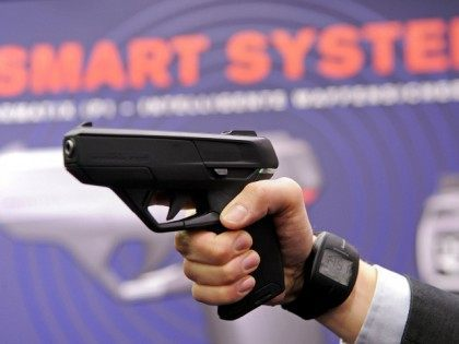 TechCrunch: NRA Is 'Right': 'Smart Guns' Lead to Gun Control