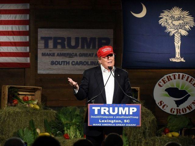 AP Trump in SC