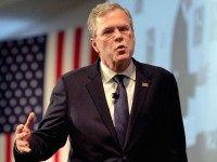 Republican presidential candidate, former Florida Gov. Jeb Bush speaks at the New Hampshire Forum on Addiction and the Heroin Epidemic at Southern New Hampshire University, Tuesday, Jan. 5, 2016, in Manchester, N.H.