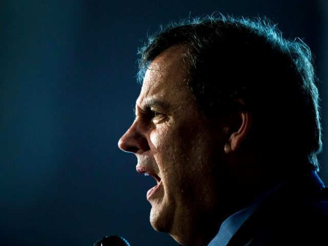 Republican presidential candidate, New Jersey Gov. Chris Christie speaks during a news conference Monday, Jan. 25, 2016, in Concord, N.H.