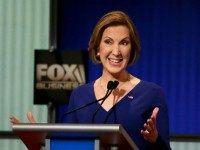 Republican presidential candidate, businesswoman Carly Fiorina speaks during the Fox Business Network Republican presidential debate at the North Charleston Coliseum, Thursday, Jan. 14, 2016, in North Charleston, S.C.