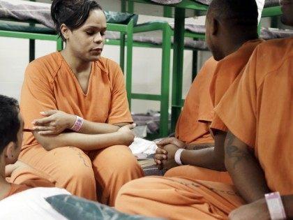 gender identity in prisons