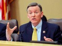 Rep. Paul Gosar, R-Ariz., speaks during a Congressional Field Hearing on the Affordable Care Act's impact on Americans, Friday, Dec. 6, 2013, in Apache Junction, Ariz.