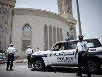 Americans arrested Bahrain