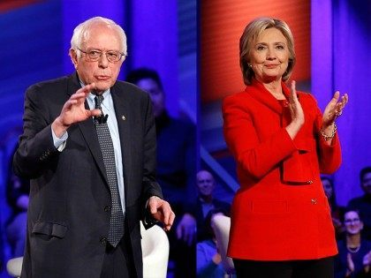***Live Updates*** Clinton, Sanders Face Off in First Head-to-Head Debate