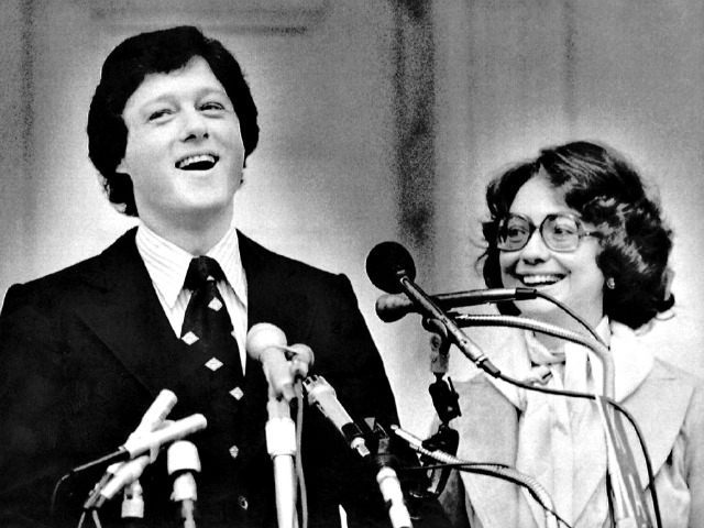 Bill and Hillary 1978 AP