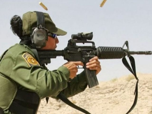 cartel smugglers in shootout with Border Patrol