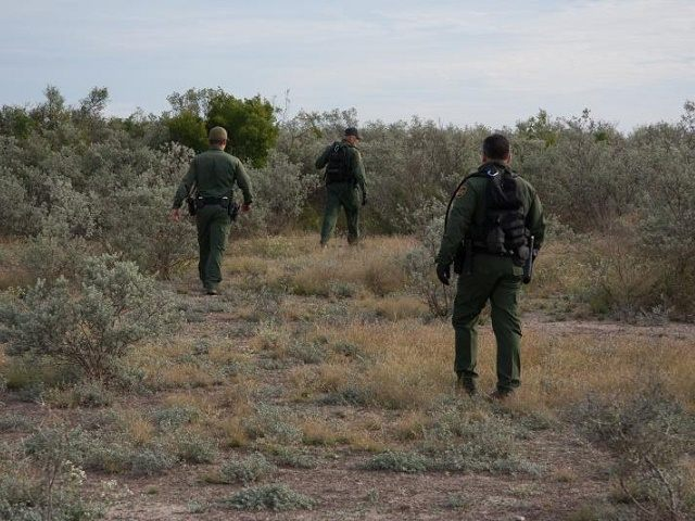 Border Patrol Agents on Search - CBPGOV