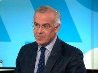 """David Brooks on 1/29/16 """"PBS NewsHour."""""""