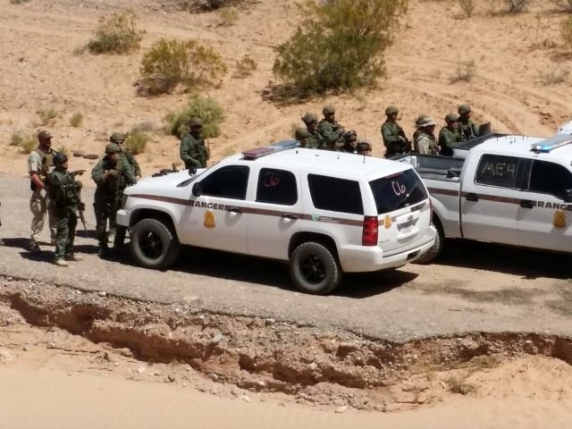 Bundy Standoff in Nevada