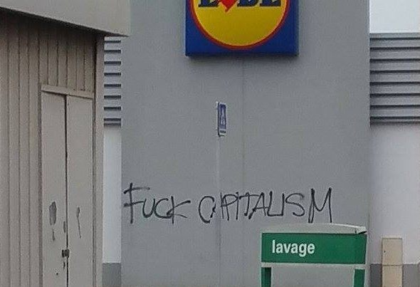 Calais Libre riot 4