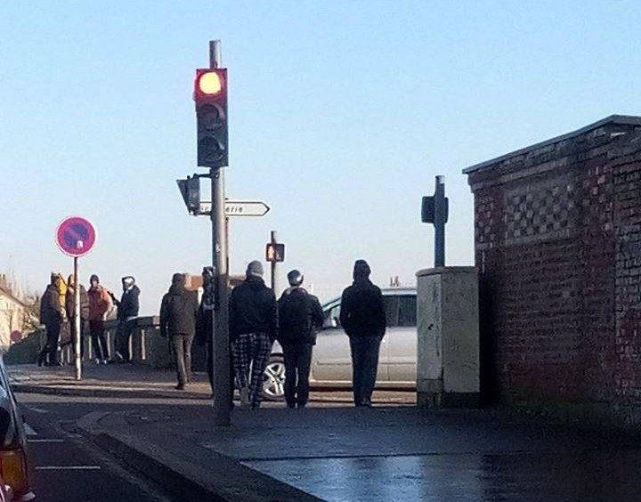 Calais seige 10