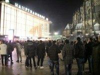 Published: 1,200 Cologne New Year's Eve Migrant Attacks Eye Witness Testimonies