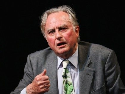 SYDNEY, AUSTRALIA - DECEMBER 04: Richard Dawkins, founder of the Richard Dawkins Foundation for Reason and Science,promotes his new book at the Seymour Centre on December 4, 2014 in Sydney, Australia. Richard Dawkins is well known for his criticism of intelligent design. (Photo by Don Arnold/Getty Images)