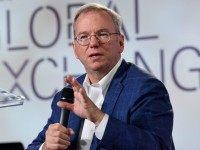 Eric Schmidt (Diane Bondareff / Invision / Associated Press)
