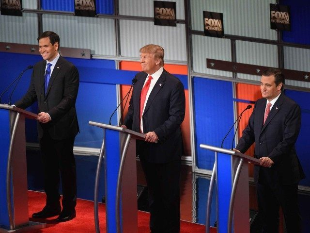 GOP Debate (Rainier Ehrhardt / Associated Press)