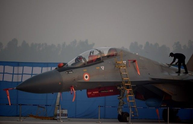 INDIA-DEFENCE-AIR FORCE