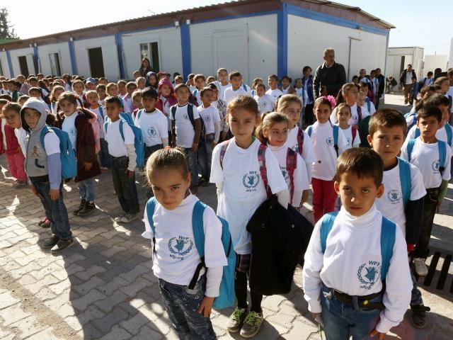 Middle East Refugees