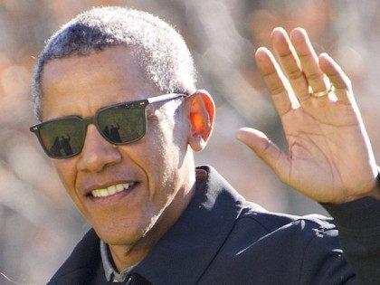 Obamas Return From Hawaii Vacation