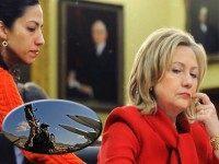 HIllary Huma Benghazi