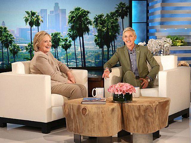 Hillary-Clinton-Ellen-DeGeneres