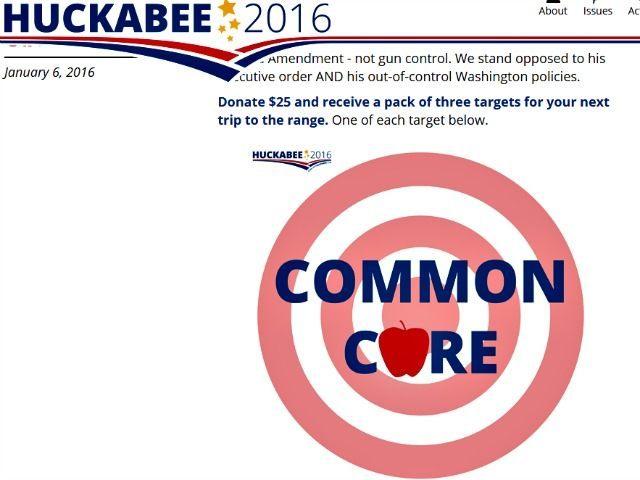 Huckabee Targets