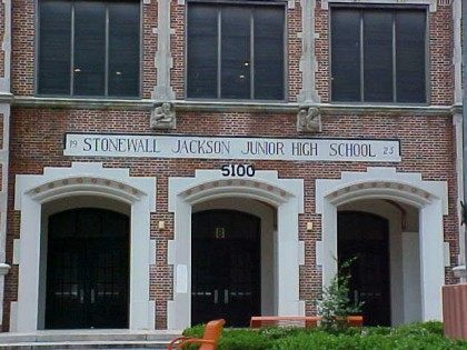 Confederate named school