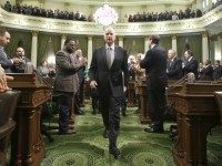 Jerry Brown (Rich Pedroncelli / Associated Press)