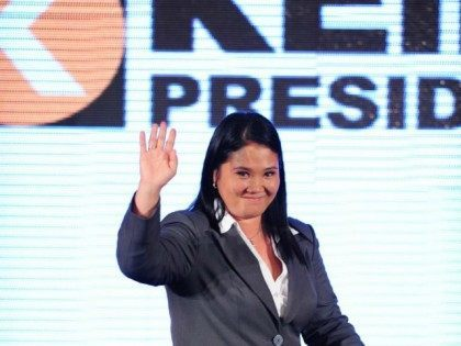 Opposing Strategist: Peru Presidential Frontrunner 'Chinawoman' Whose 'Eyes Are Too Wrinkly'