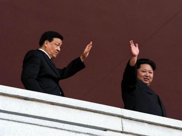 Kim-Jong-un-Liu-Yunshan -afp