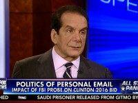Krauthammer: Trump 'Completely Undisciplined,' His 'Vanity' Is His 'Central Weakness'