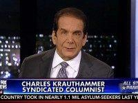 Krauthammer: 'Possible' Obama Will Pardon 'Remaining High Officials' In Hillary Email Case If She Wins