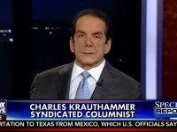 Krauthammer: Focus On Pruitt's Beliefs on Climate Change Like a 'Religious Test for Office'