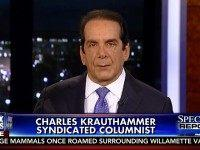Krauthammer: Hillary's 'Sisterhood of the Marching Pantsuits Is Going To Have To Dress Light,' 'Huge Night' For Trump