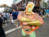 Luchador (Jeff Botari / Invision / Associated Press)