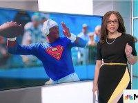 "On Saturday's ""Melissa Harris-Perry"" on MSNBC, host Melissa Harris-Perry reacted …"