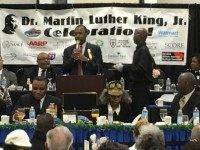 Dr. Ben Carson speaks in South Carolina on MLK Day, Jan. 18, 2016
